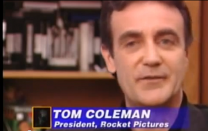 Tim Coleman, President, Rocket Pictures