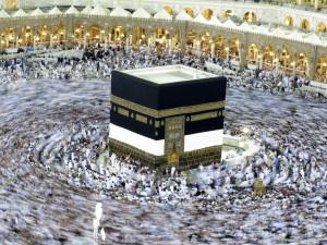 Black Stone in Mecca