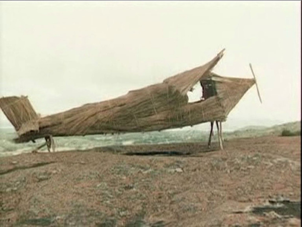 Cargo Cult Plane