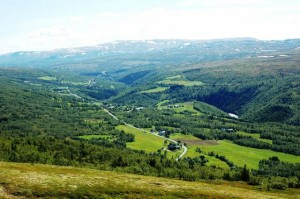 Hessdalen Valley