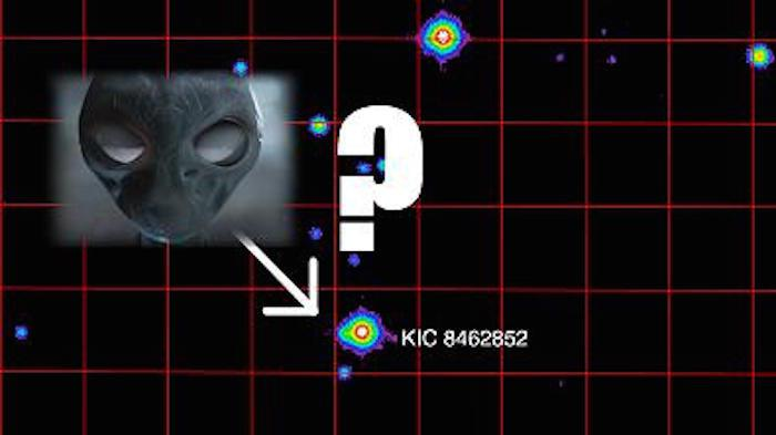Alien Structures Found? Star KIC 8462852